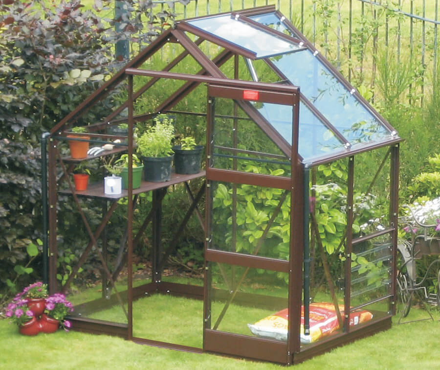 Craftsman Greenhouse