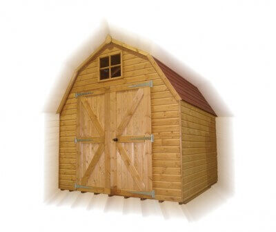 Potting & storage sheds