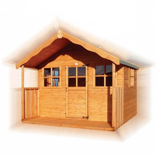 GSG Buildings Ltd - Ladybird timber Cottage