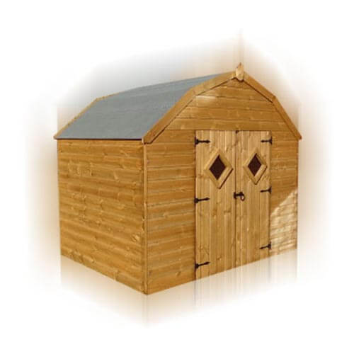 GSG Buildings Ltd - Mini Barn