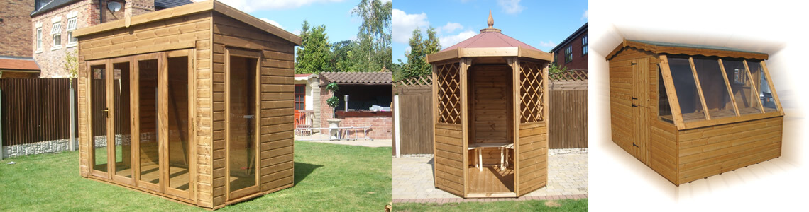 Garden Sheds And Summerhouses garden storage sheds preston | gsg buildings