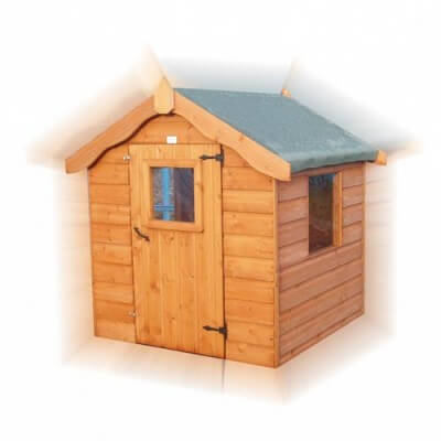 Toddlers Retreat Wooden Playhouse Picture