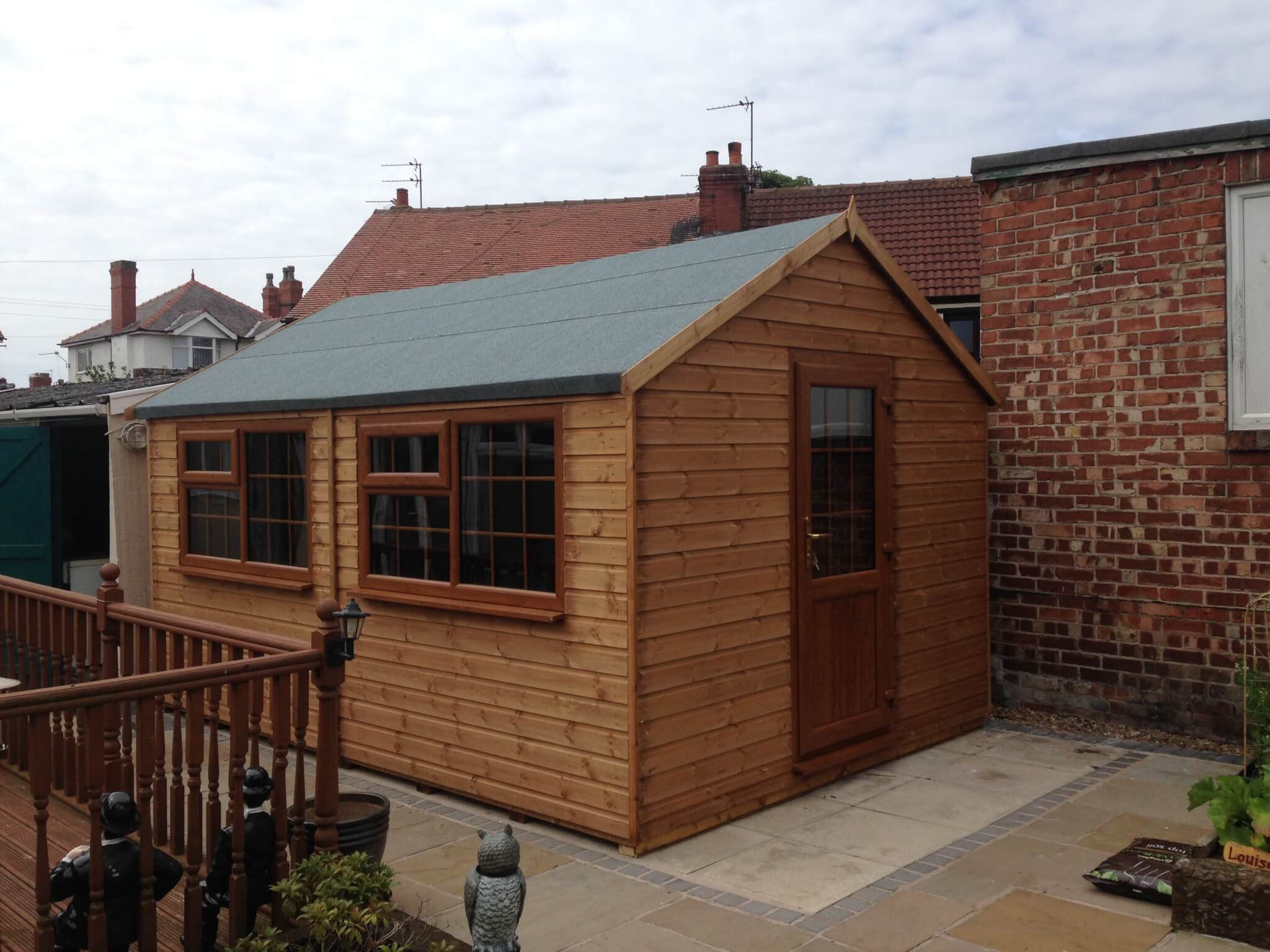 GSG Shed garden Offices