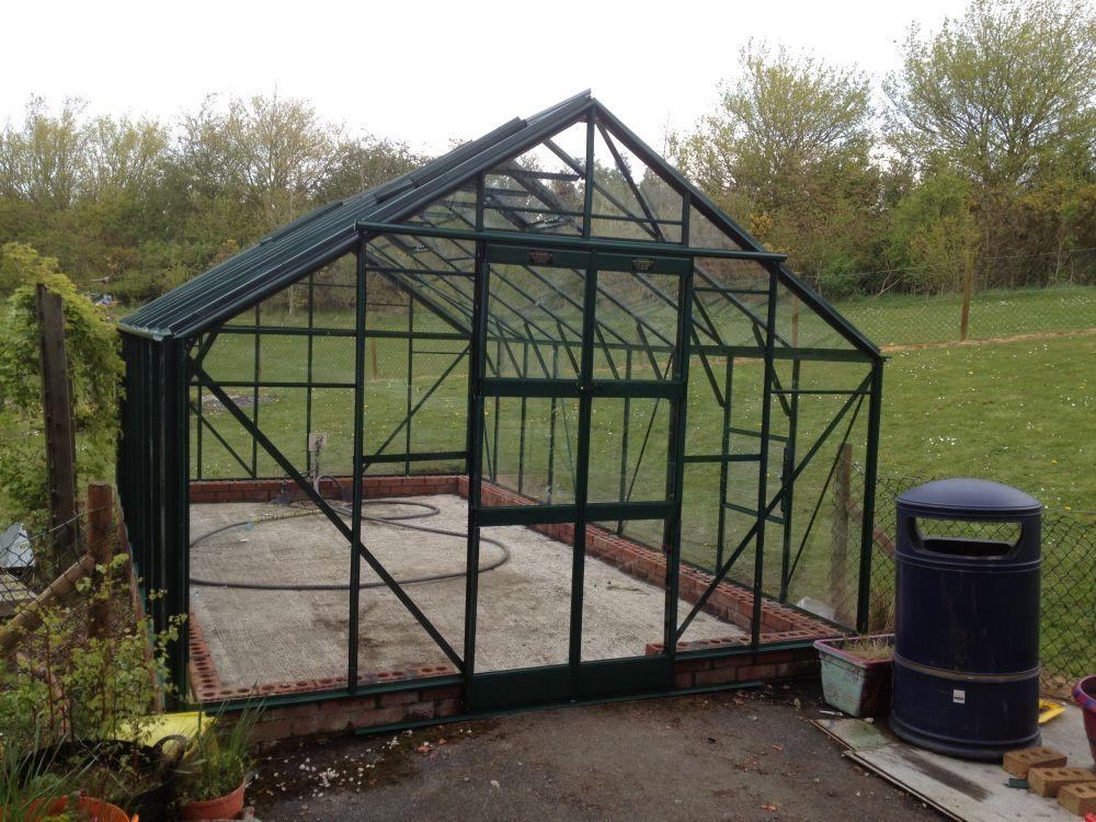 Gallery Greenhouse Range Set 1 Gsg