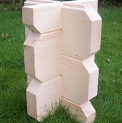 A generic square placeholder image with rounded corners in a figure.