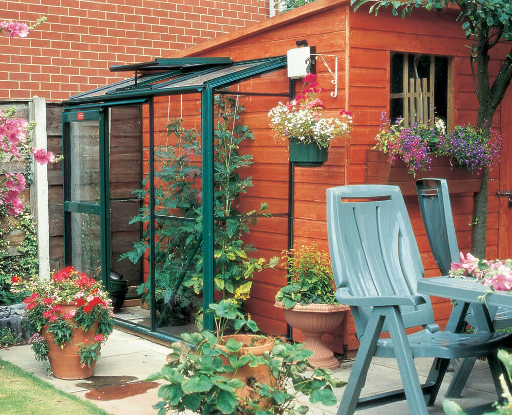 Wide Easygrow Greenhouse