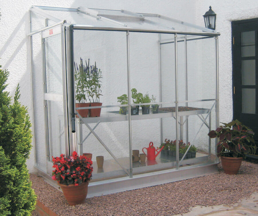 Aluminium Windsor Greenhouse