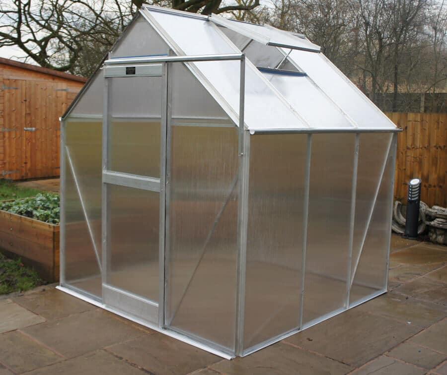 GSG Igro Aluminium Greenhouse