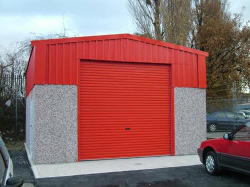 HiLiner Concrete Garages