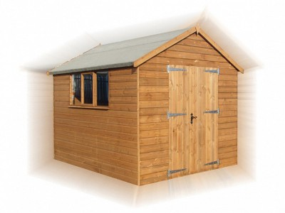 Groundsman Timber Garden Shed by GSG Buildings