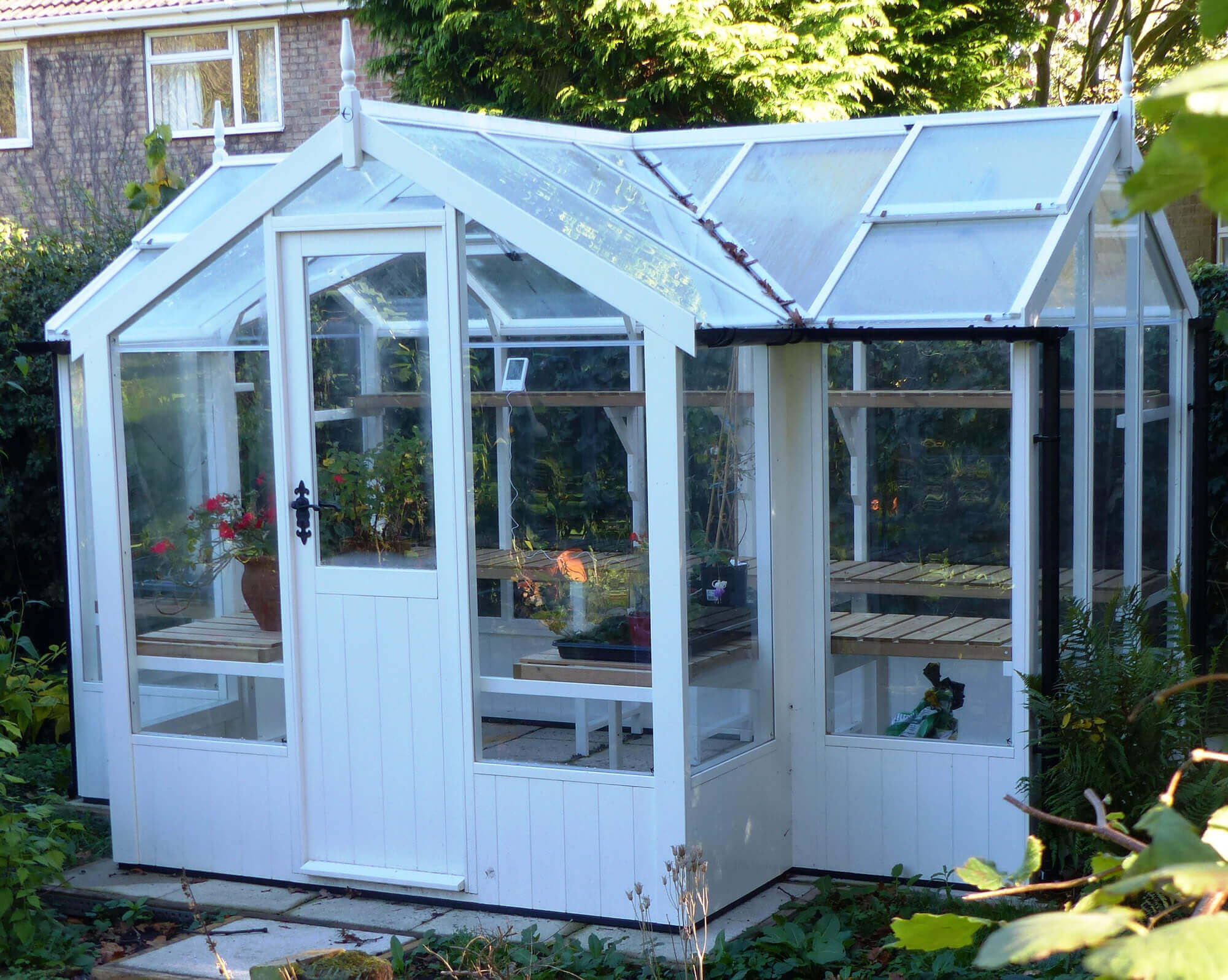 mallard greenhouse