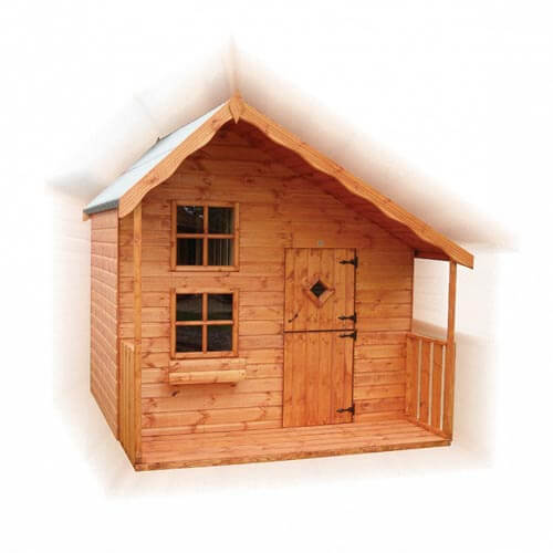 Timber Candy Cabin Children's Playhouse Picture