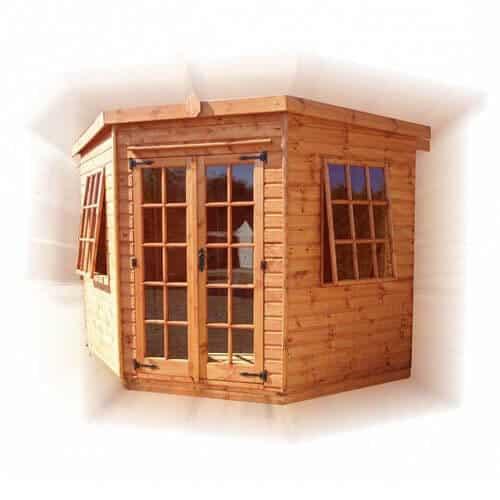 GSG Timber corner-summerhouse-georgian