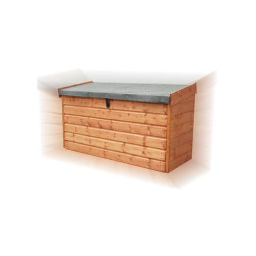 timber garden-chest-tanalised