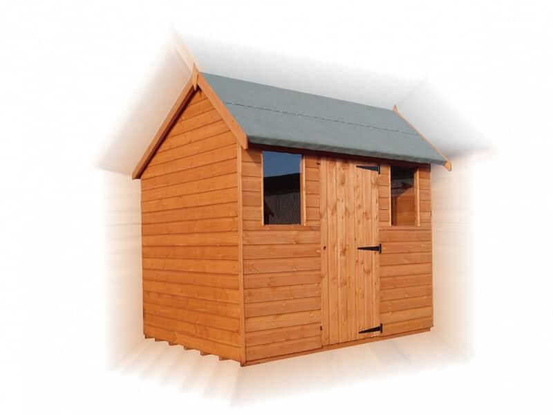 GSG - Hipex Timber Garden Shed