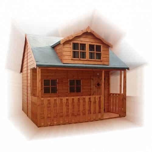 Kids timber Club House by GSG Buildings Ltd