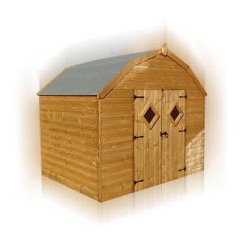 GSG Buildings Ltd - Mini Barn