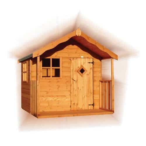 Timber Den by GSG Buildings Ltd