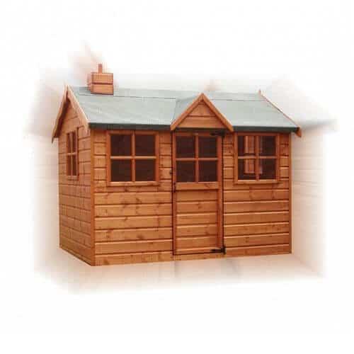 Snowdrop Cottage Children's Playhouse by GSG Buildings Ltd